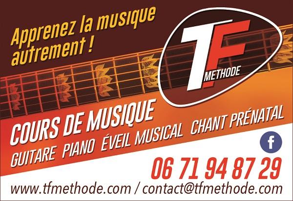 TF Methode - Cours de Musique